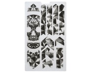 All Mountain Style Honeycomb Frame Guard XL (Grey) (Skull)   product-related