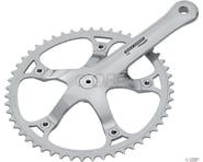 Campagnolo Record Track Crankset (Silver) (Single Speed) (Square Taper) | product-related