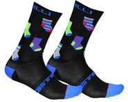 Castelli Men's Pazzo 18 Socks (Black)   product-also-purchased