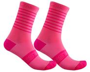 Castelli Superleggera 12 Women's Sock (Pink Fluo)   product-also-purchased