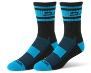 Dakine Step Up Cycling Socks (Black/Cyan) | product-also-purchased