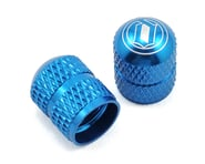 Deity Crown Schrader Valve Caps (Blue) (2) | product-also-purchased