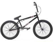 """Division Reark 20"""" BMX Bike (19.5"""" Toptube) (Black/Polished) 