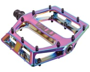 """DMR Vault Lacon Signature Pedals (Oil Slick) (9/16"""") 