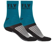 Fly Racing Factory Rider Socks (Blue/Black/Grey)   product-also-purchased