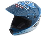 Fly Racing Kinetic K120 Helmet (Blue/White/Red)   product-related