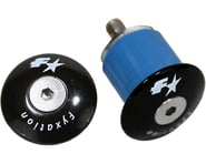 Fyxation Black Track Bar End Caps | product-also-purchased