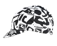 Giordana Camo Cotton Cycling Cap (White/Black) (One Size Fits Most)   product-related