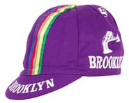 Giordana Brooklyn Cap w/ Stripes (Purple) (One Size Fits Most) | product-related