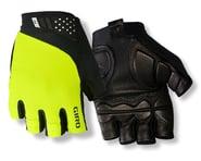 Giro Monaco II Gel Bike Gloves (Hi Vis Yellow) | product-related