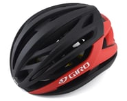 Giro Syntax MIPS Road Helmet (Matte Black/Bright Red) | product-related