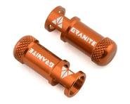 Granite-Design Juicy Nipples Presta Valve Core Remover Caps (Orange) (2)   product-also-purchased