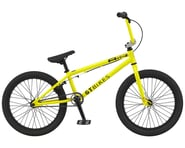"""GT 2021 Air BMX Bike (20"""" Toptube) (GT Yellow) 