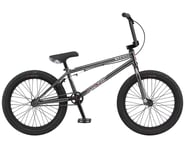 "GT 2021 BK Team BMX Bike (Brian Kachinsky) (20.75"" Toptube) (Silver Flake) 