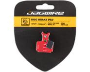 Jagwire Disc Brake Pads (Formula C1/CR3/Cura/Mega/R1/RO/RX/T1) (Semi-Metallic) | product-related