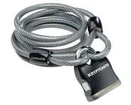 Kryptonite KryptoFlex Cable Lock w/ Key (6' x 8mm)   product-also-purchased