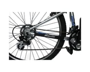 Lizard Skins Large Neoprene Chainstay Protector (Black) | product-related
