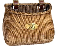 Nantucket Bike Basket Nantucket Lightship Front Basket (Classic Shape) (Stained) | product-also-purchased