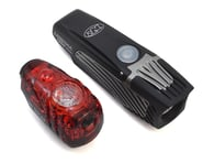 NiteRider Lumina 1200 Boost/Solas 250 Headlight & Tail Light Set (Black) | product-also-purchased