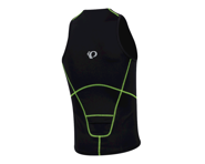 Pearl Izumi Men's Select Pursuit Tri Singlet (Black/Screaming Yellow) | product-also-purchased