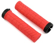 Race Face Getta Grips (Lock-On) (Red/Black) | product-also-purchased