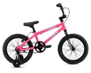 """SE Racing 2021 Bronco 16"""" BMX Bike (Pink) (15.1"""" Toptube) 