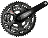 Shimano Tourney FC-A073 Crankset (Black) (3 x 7/8 Speed) (Square Taper)   product-related