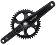 Shimano GRX FC-RX810 Crankset (Black) (1 x 11 Speed) (Hollowtech II) (175mm) (40T)   product-also-purchased