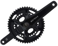 Shimano GRX FC-RX810 Crankset (Black) (2 x 11 Speed) (Hollowtech II) (175mm) (48/31T) | product-also-purchased