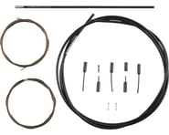 Shimano Dura-Ace R9100 SP41 Polymer-Coated Derailleur Cable Set (Black) | product-related