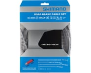 Shimano Dura-Ace BC-9000 Polymer-Coated Road Brake Cable Set (High-Tech Gray) | product-related