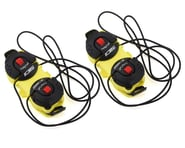 Sidi Shot/Tiger Double Tecno-3 Push Closure System (Yellow/Black) (Pair)   product-also-purchased