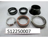 """Specialized Road Headset (Black) (1-1/8"""" to 1-3/8"""")  (w/ Alloy Spacers) 