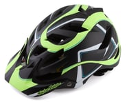 Troy Lee Designs A1 MIPS Youth Helmet (Welter Black/Green)   product-related