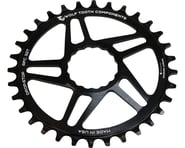Wolf Tooth Components Drop-Stop Race Face Cinch Chainring (Black) (Boost) | product-related