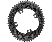 Absolute Black FSA ABS Outer Oval Chainring (Black) (110mm BCD)