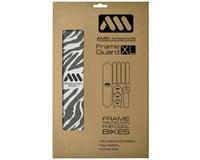 All Mountain Style Honeycomb Frame Guard Extra (Grey) (Zebra)