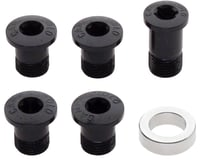 Campagnolo Ultra-Torque/Over-Torque Chainring Bolts (Black) (2011-2014)