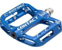 Chromag Contact Pedals (Dark Blue)