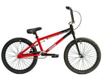 "Colony Horizon 20"" BMX Bike (18.9"" Toptube) (Black/Red Fade)"