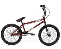 "Colony Premise 20"" BMX Bike (20.8"" Toptube) (Bloody Black)"