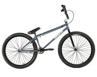 """Colony Eclipse 24"""" BMX Bike (22"""" Toptube) (Dark Grey/Polished)"""