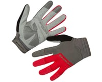 Endura Hummvee Plus Glove II (Red)