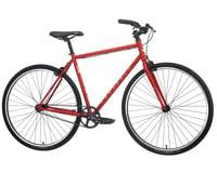 Fairdale 2021 Express 700c Bike (Semi-Matte Red)