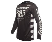 Fasthouse Inc. Classic 805 Long Sleeve Jersey (Black)