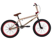 """Fit Bike Co 2021 Series One BMX Bike (LG) (20.75"""" Toptube) (Tan)"""