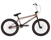 """Fit Bike Co 2021 Series One BMX Bike (LG) (20.75"""" Toptube) (Trans Gold)"""
