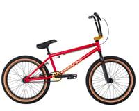 """Fit Bike Co 2021 Series One BMX Bike (SM) (20.25"""" Toptube) (Gloss Red)"""