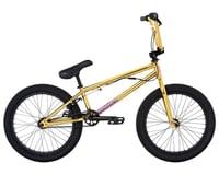 "Fit Bike Co 2021 PRK BMX Bike (XS) (20"" Toptube) (Ed Gold)"