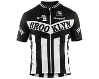 Giordana Team Brooklyn Vero Pro Fit Short Sleeve Jersey (Black)